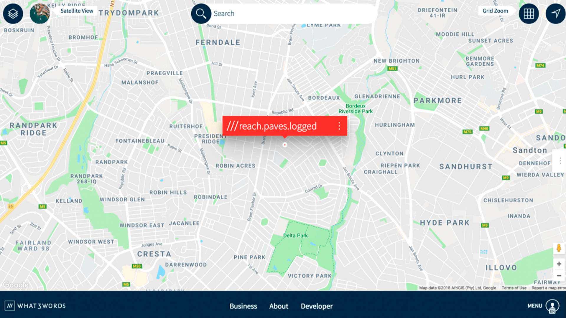 Navigate South Africa easily with what3words | what3words