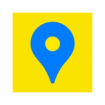 Kakao Maps Logo