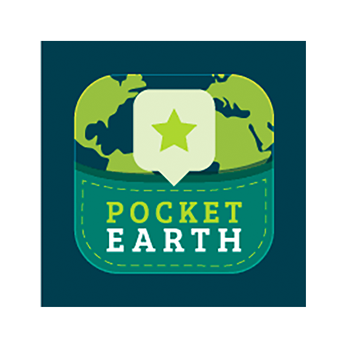 pocket earth logo