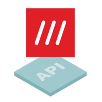 what 3 words products API logo