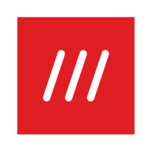 what 3 words app logo