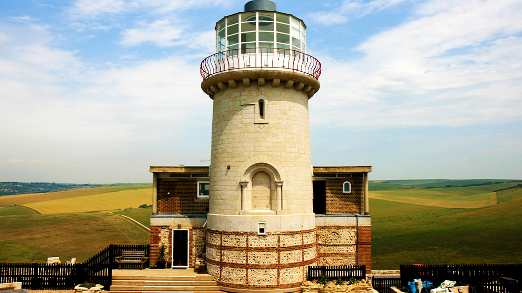 A Coolstays lighthouse in the country