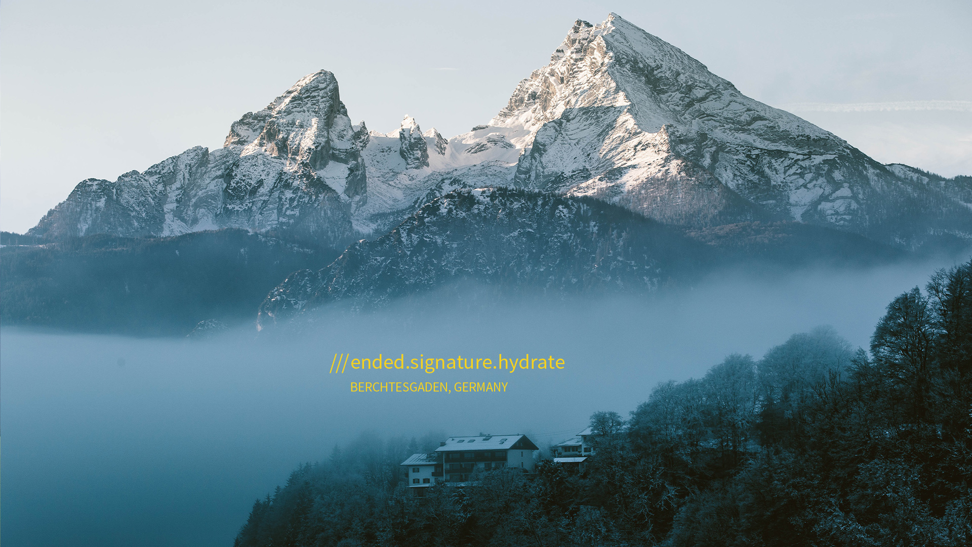 View of Watzmann Mountain at 3 words dress ended.signature.hydrate