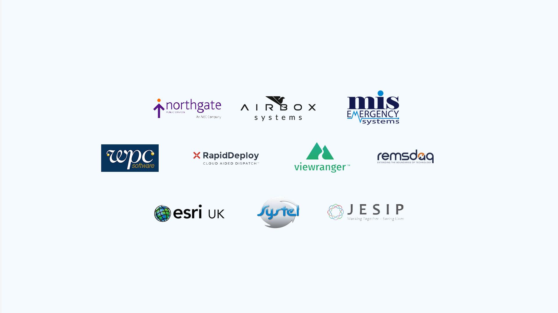 the websites mapsite control logos
