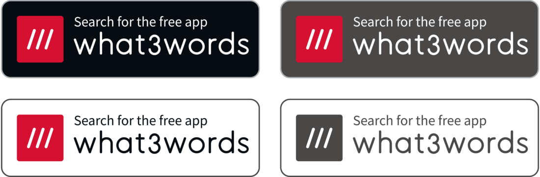 what3words download button examples