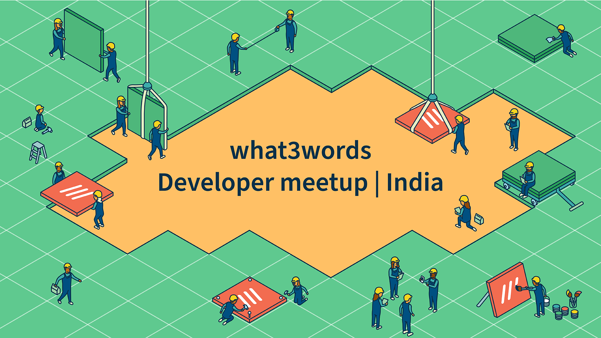 what3words Developer meetup India