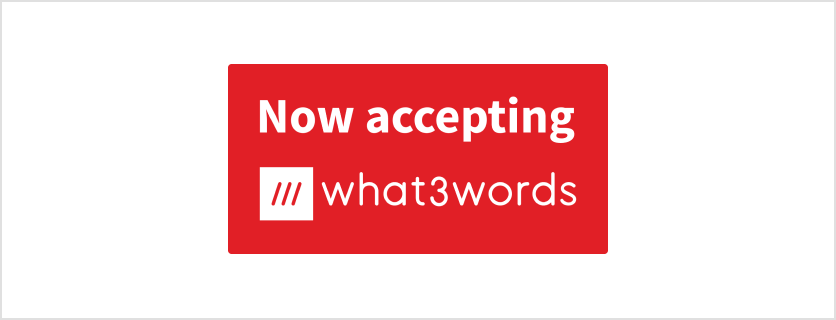 what3words Badge 1