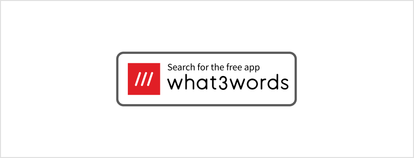 what3words Badge 2