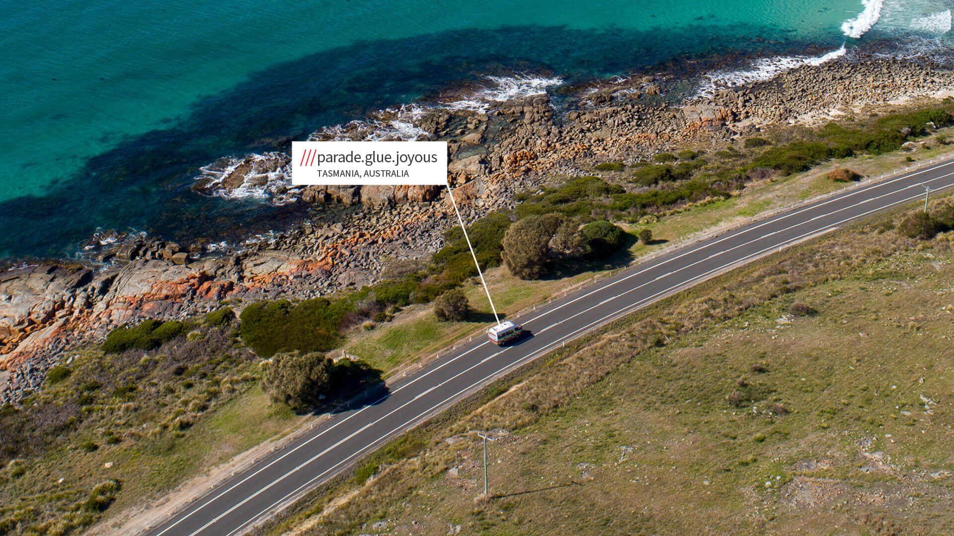 Ambulance in Tazmania Australia - call-out image